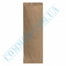 Kraft paper bags for cutlery   230*70mm   40g/m2   2000 pieces per pack