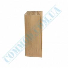 Paper sachets 170*70*40mm Kraft 40g/m2 1000 pieces per pack