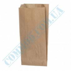 Paper sachets 230*110*40mm Kraft 40g/m2 1000 pieces per pack