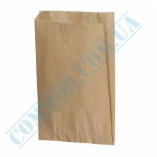 Kraft paper bags | 230*170*30mm | 40g/m2 | 2500 pieces per package