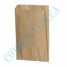 Paper sachets 230*170*30mm Kraft 40g/m2 2500 pieces per pack