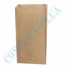 Paper sachets 270*160*40mm Kraft 40g/m2 1000 pieces per pack