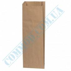Kraft paper bags | 320*100*40mm | 40g/m2 | 1000 pieces per pack