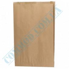 Kraft paper bags | 340*220*50mm | 40g/m2 | 1000 pieces per pack