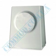 Tissue Dispenser | 125*165*125mm | plastic | White
