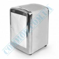 Tissue Dispenser | 95*105*140mm | metal | Silver