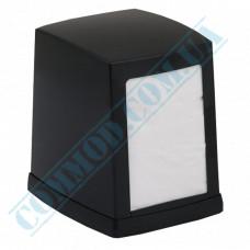 Tissue Dispenser | 135*105*135mm | plastic | black | art. 80-B